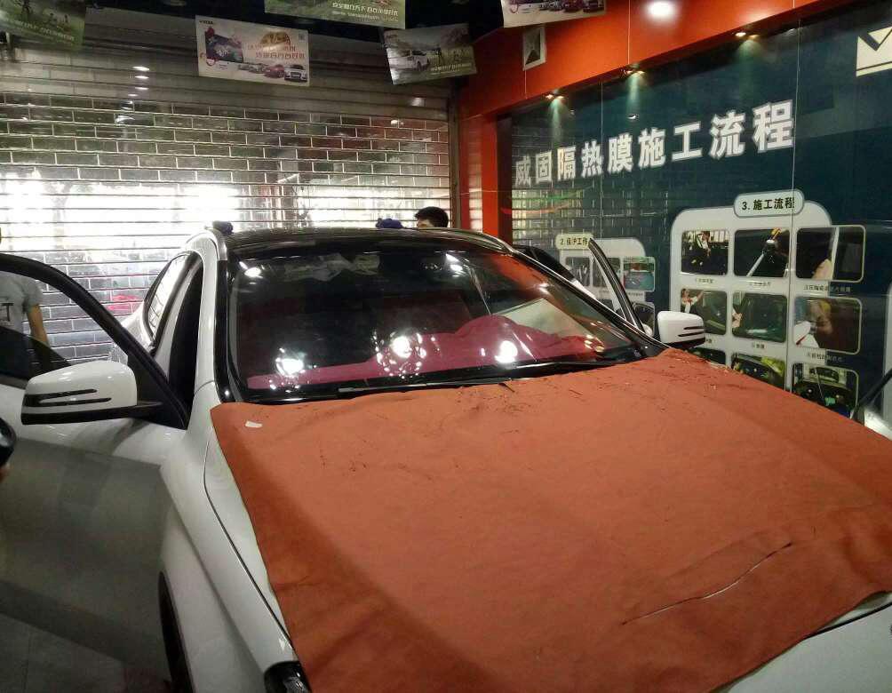 厦门威固让你知道汽车贴膜劣质膜的危害几何