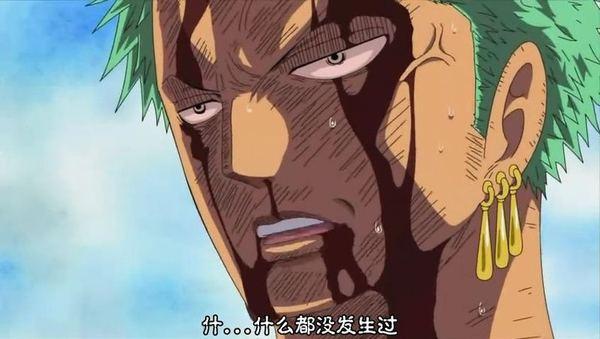 海贼王里让人落泪的十大情节,已哭瞎