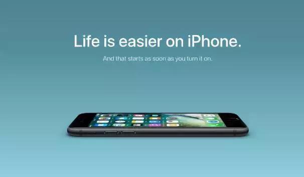 苹果专门建一个网站,怂恿安卓用户投奔iPhone!
