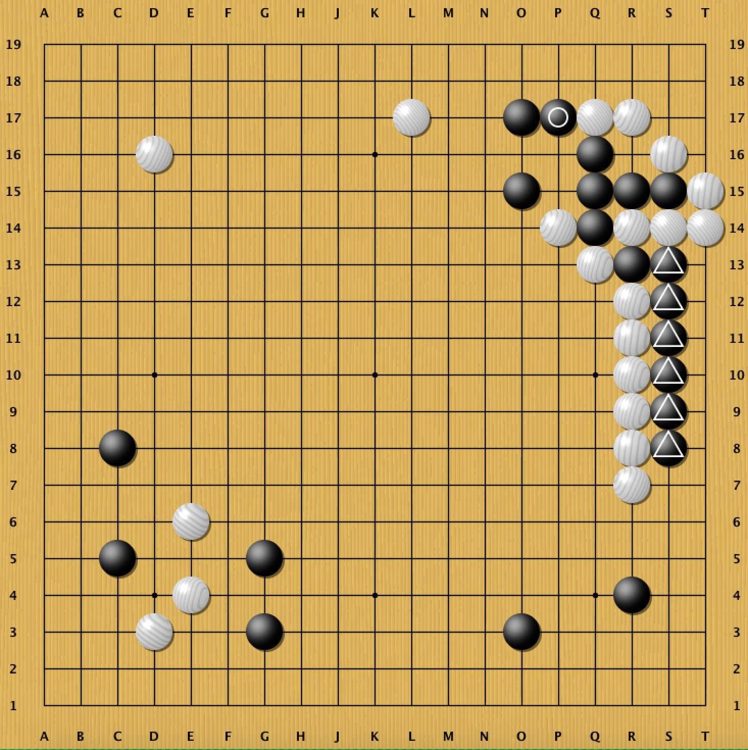 输1/4子,柯洁说,围棋的未来属于人工智能图片