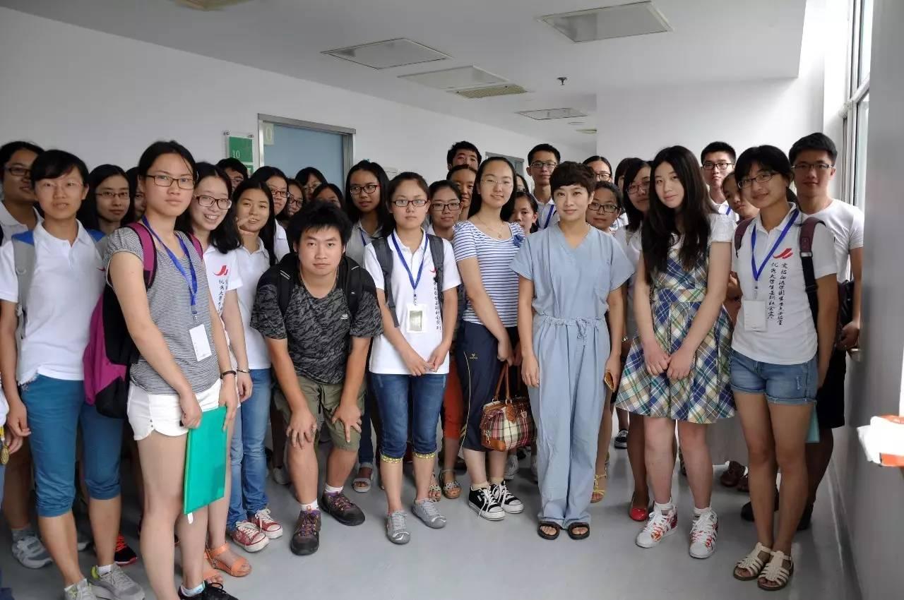 实验血液学国家重点实验室中国医学科学院干细胞中心往期夏令营活动