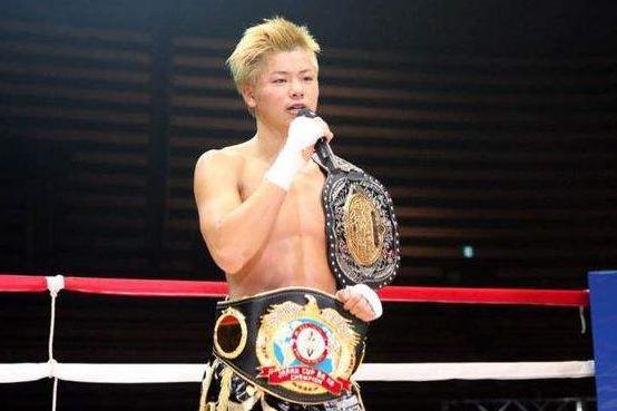 日本搏击天才那须川天心居然打了这么有意思的比赛