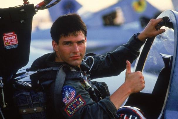 汤姆-克鲁斯确认《壮志凌云2》启动 明年正式开拍