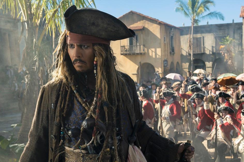 《加勒比海盗5》看点揭秘 奇幻史诗杰克船长归来