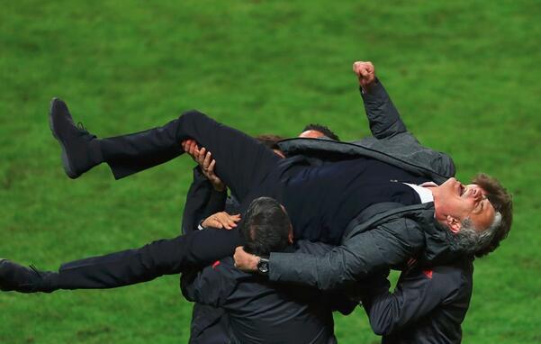 穆帅定律助曼联称霸欧联下赛季欧冠再现英超盛世