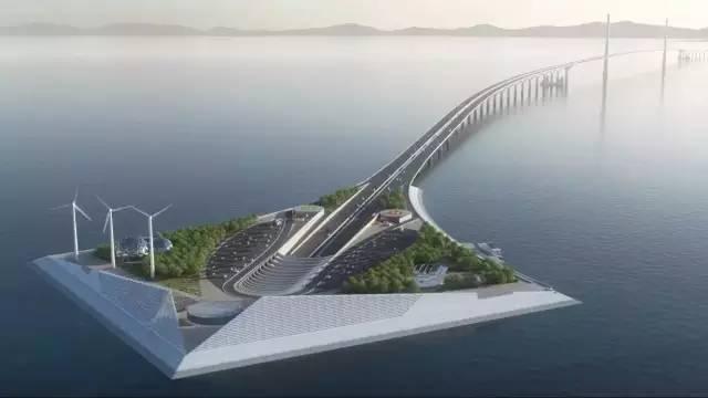 深中通道与港珠澳大桥有望相连 珠海竟是最大受益者