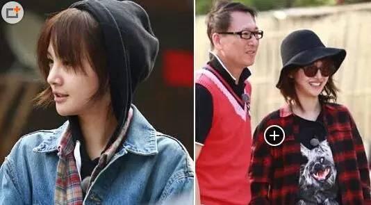 之前,郑爽在电视剧《翡翠恋人》中的短发造型曝光,秒变齐刘海波波头