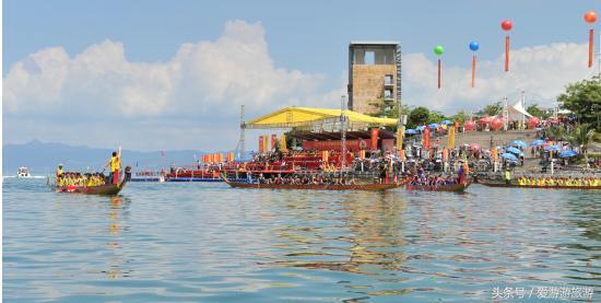端午旅游去哪玩即可看龙舟又可以玩冲浪 深圳