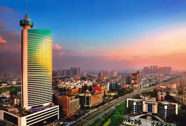 东莞各镇人口_中国最富的20座城市排行榜