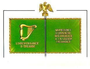 """""""影子近卫军""""——法军外籍部队之爱尔兰兵团"""