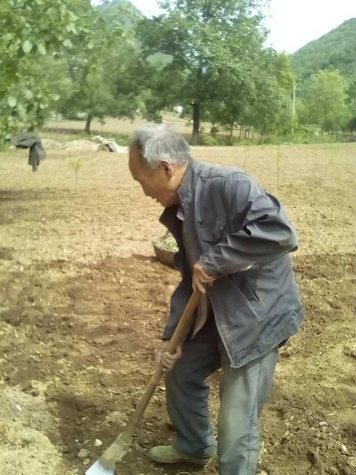 村民胡德智:把贫困户指标让给更需要的群众