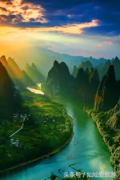 """这才是桂林最美的地方!90的人都去漏了!"""""""