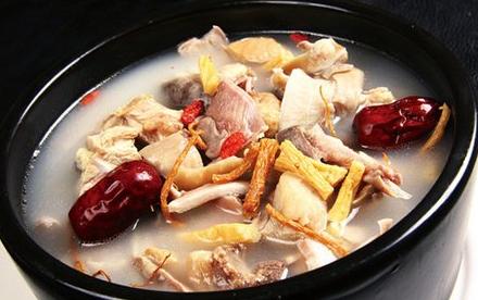 去广州学最正宗猪肚鸡技术培训