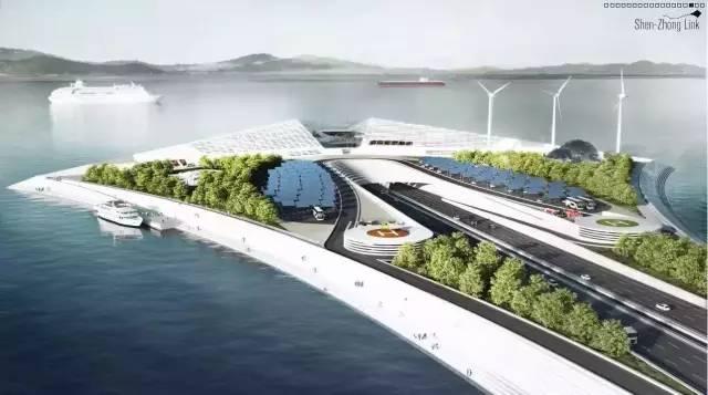 中通道与港珠澳大桥有望相连 珠海竟是最大受益者