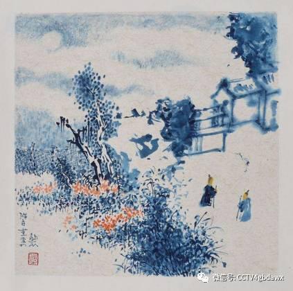 夏天,王维的诗就是那么清凉