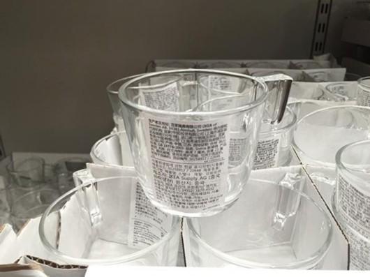 宜家水杯疑似自爆崩断女子门牙上海门店仍在售商家称将送检(组图)