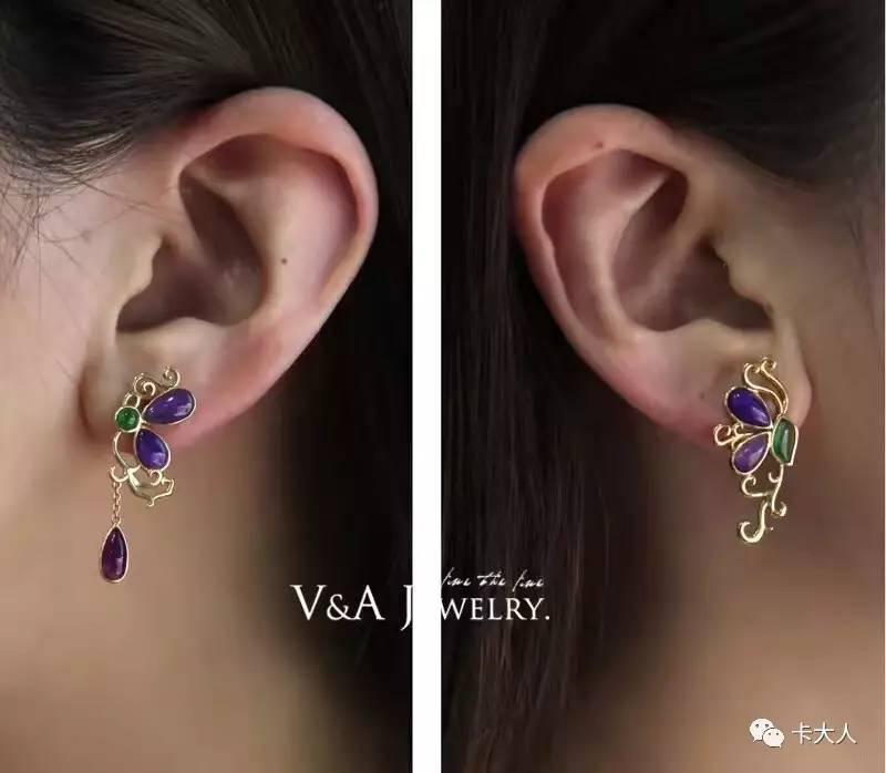 这十家好看不贵的耳环淘宝店必须收藏