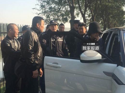 樊馨蔓微博求助-手机被偷警察也没有办法