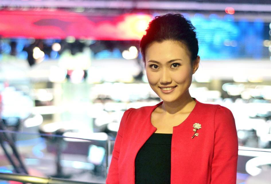 曾经,有一种主播,叫凤凰卫视女主播