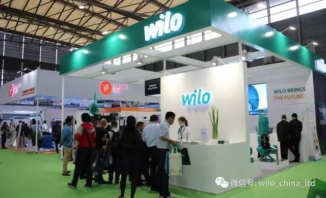 威乐携新产品闪耀中国环博会引领环保水处理新未来