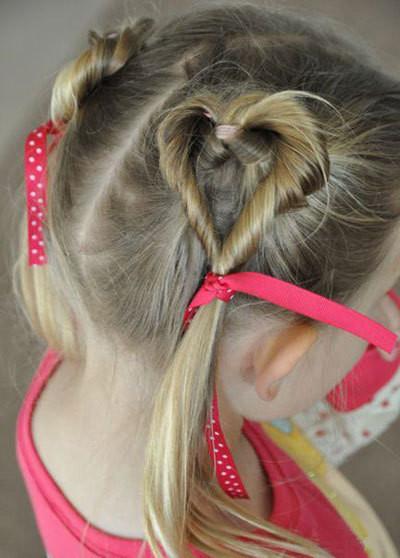 1儿童节快到了,送给你们儿童扎头发教程,家有女儿的