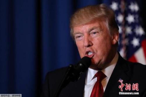 特朗普北约峰会不留情面批评盟友(图)