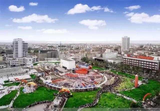 新疆最富裕的城市,好好地领略一下她的风采