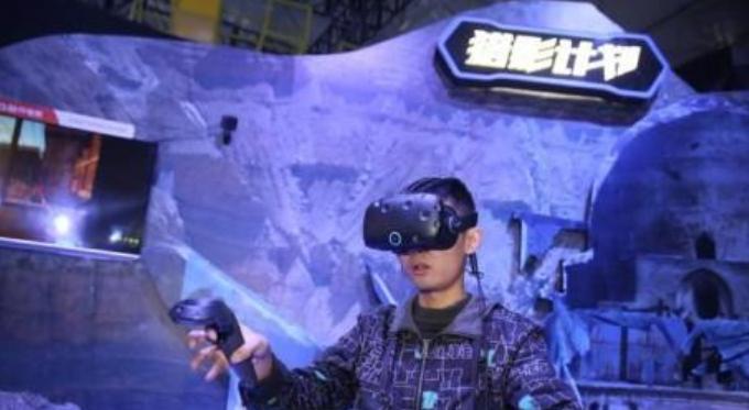 騰訊首款VR體驗店游戲登陸HTC Vive  人工智能  第5張