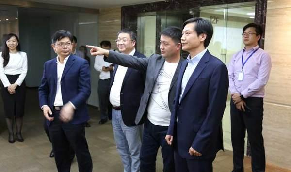 杨元庆向雷军下战书:比比5年后谁在湖北贡献大 科技资讯 第3张