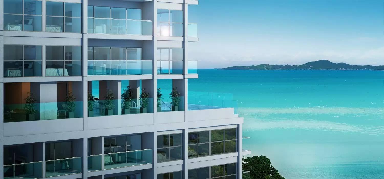 泰国芭提雅豪华贵宾级项目南点公寓-South Point Pattaya