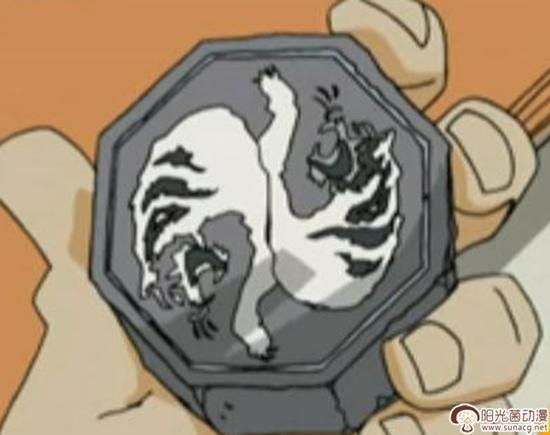 成龙历险记,十二生肖符咒中你最想拥有哪一个?图片