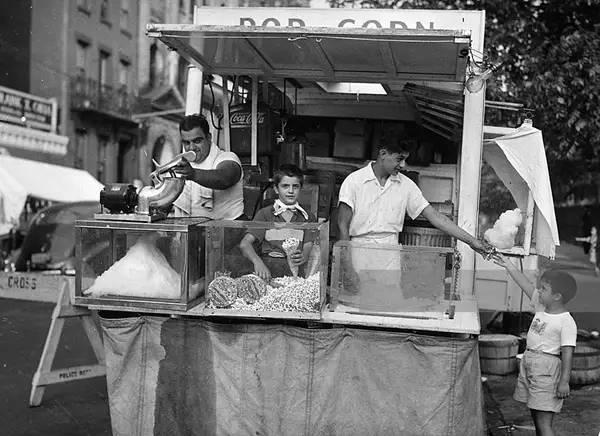 """棉花糖500年前就有?儿时的每一口都有历史的味道"""""""