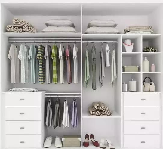 衣柜内部结构这样设计,才是真正实用 38款