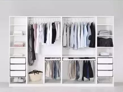衣柜内部结构这样设计,才是真正实用!(38款)