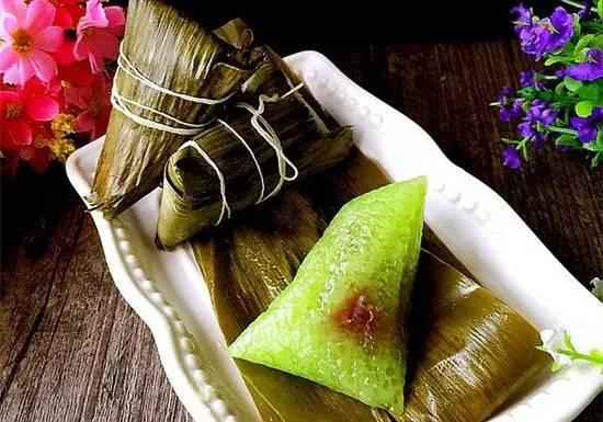 广西的糯米,让人非常在意它的外形,其实它的粽子配料黑荞麦,就是荞麦皮猪肉壳图片