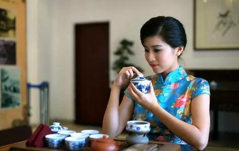 """女性朋友喝茶时,注意一下这8个问题"""""""