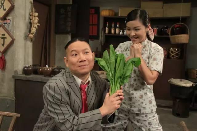 热播短剧《72家房客》情侣搭档西洋菜&奀妹要来里水?