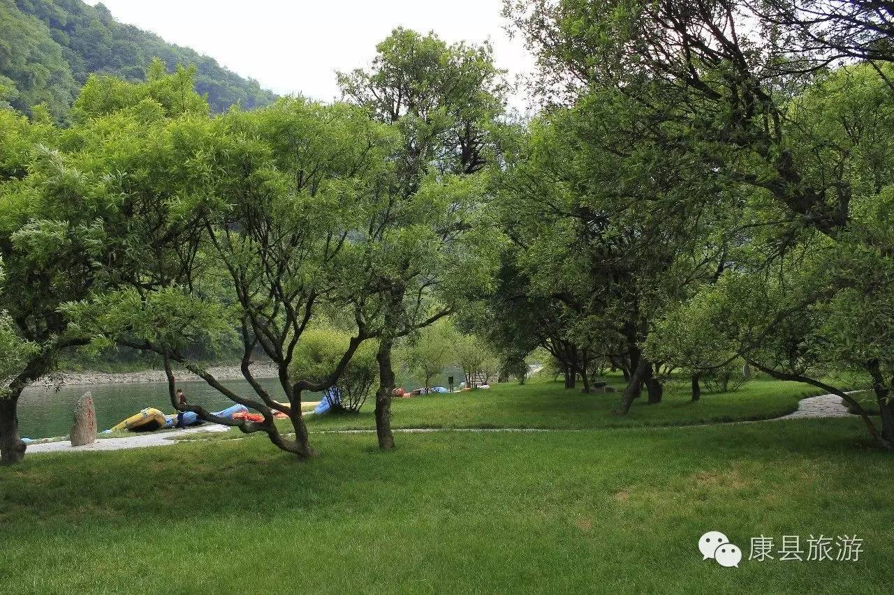 端午节康县阳坝景区