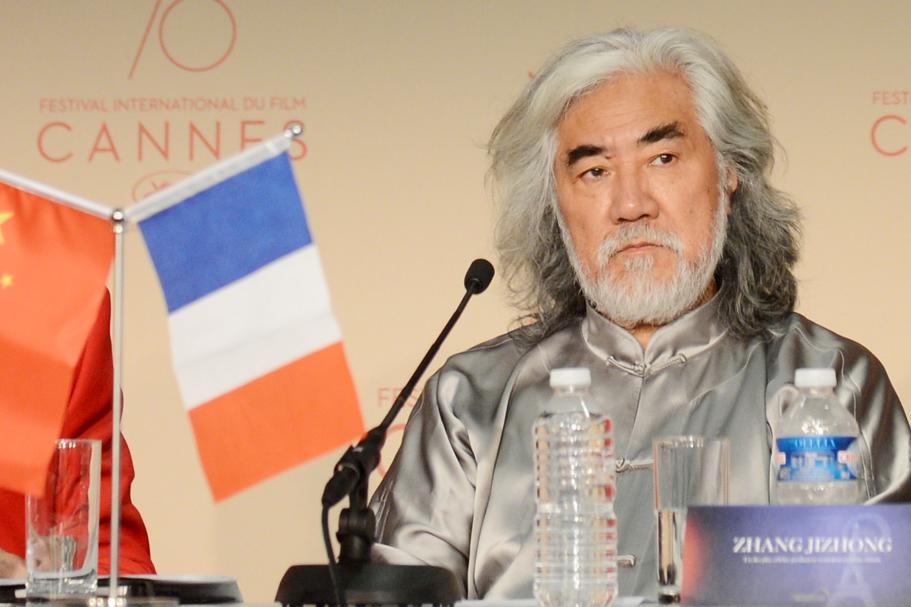 张纪中现身戛纳谈合拍称中国电影挣钱快但质量低