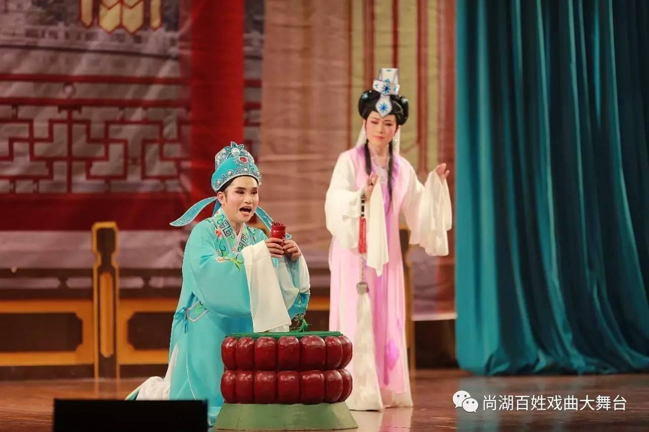 锡剧玉蜻蜓_大型经典传统锡剧《玉蜻蜓》在老体育