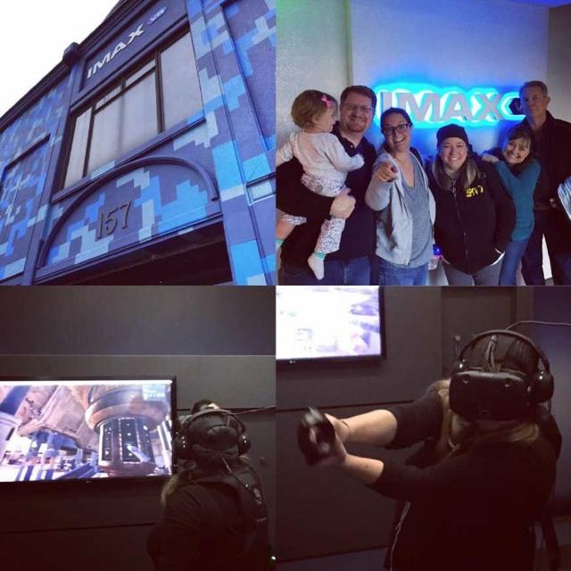 IMAX才刚刚普及,它又要进军VR行业了  科技资讯 第5张