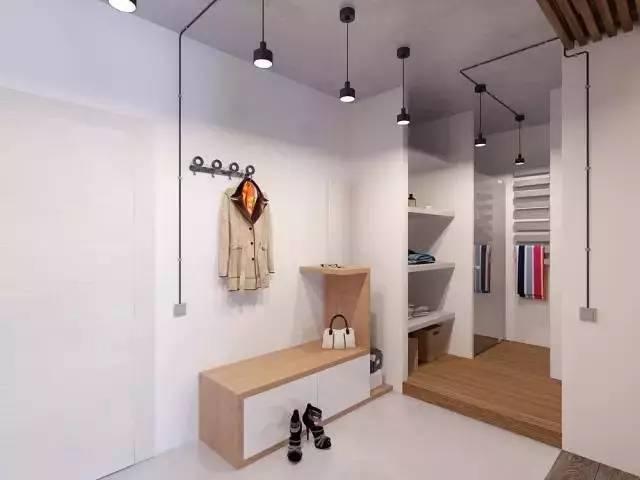 鞋柜+换鞋凳组合-收纳换鞋凳,空间 0 占用