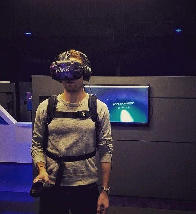 IMAX才刚刚普及,它又要进军VR行业了  科技资讯 第4张