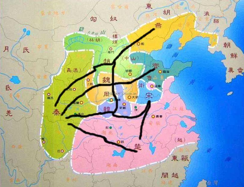 战国七雄空闲人口_中国人口第一省,在战国七雄最小国,竟是欧巴祖先