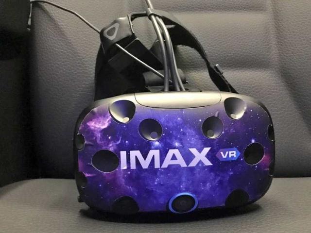 IMAX才刚刚普及,它又要进军VR行业了  科技资讯 第3张