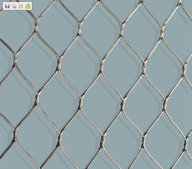 绳网编法步骤图解