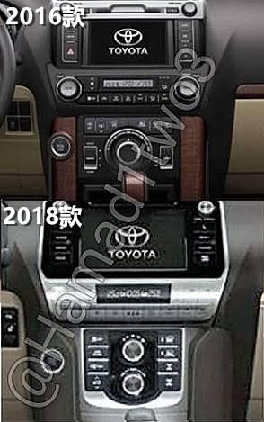 进藏神车大改款,丰田普拉多全新造型泄露,这次真的很 霸道
