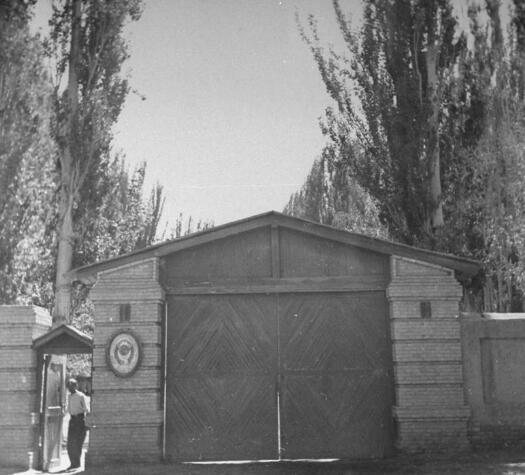 """镜头下:""""新疆王""""盛世才、各国领事馆及治下军队的训练照!"""