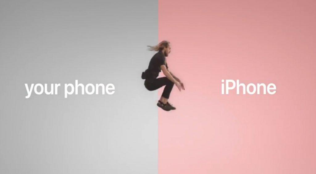 iPhone 在怼 Android 的路上越走越远