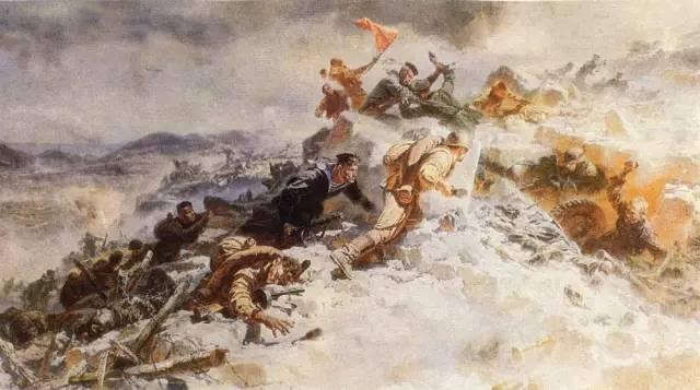 前苏联卫国战争的名画名曲,太珍贵了!
